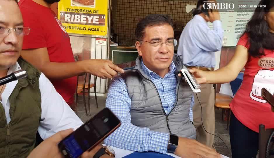Dirigentes del PANy el PVEM piden piso parejo al Ayuntamiento de San Pedro