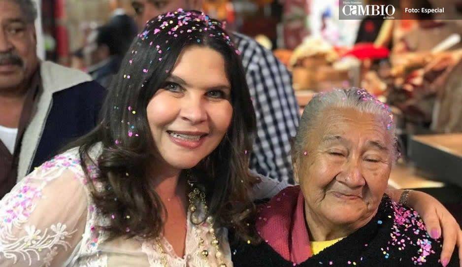 Norma Layón evade entrega-recepción de Texmelucan con Feria de la Chalupa