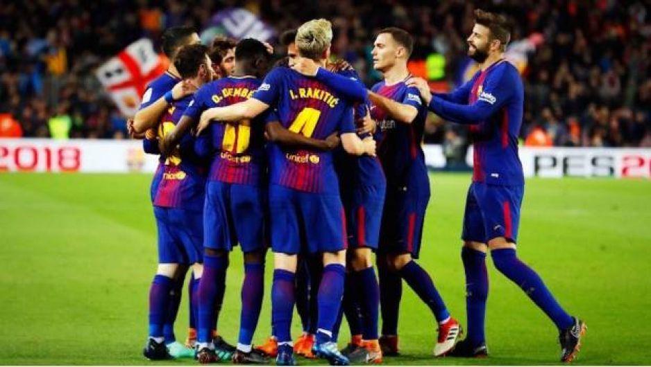 Barcelona aspira a su 30va Copa del Rey