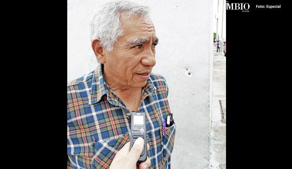 Líder de Morena en Atlixco exige renuncia  de Villarroel por irse al mundial en Rusia