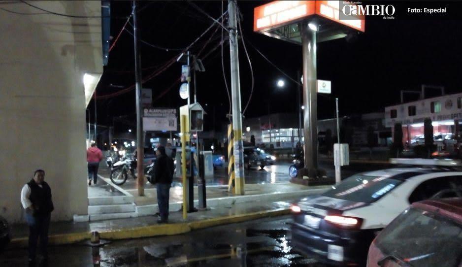 Ratas armadas asaltan Farmacia Guadalajara en Texmelucan ¡Se llevan dos mil pesos!