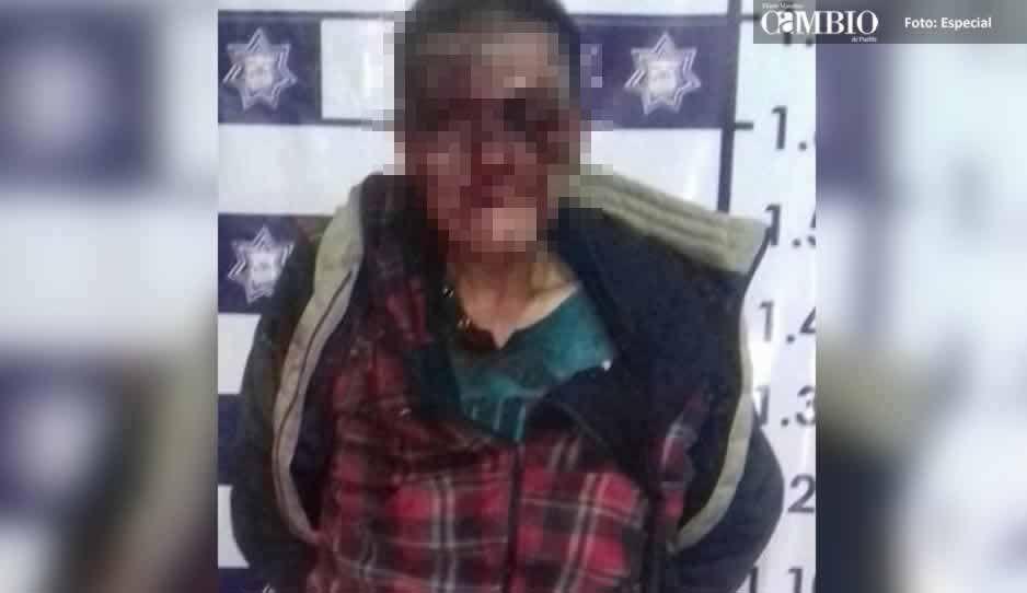 Pobladores golpean brutalmente a presunto ladrón en Huejotzingo