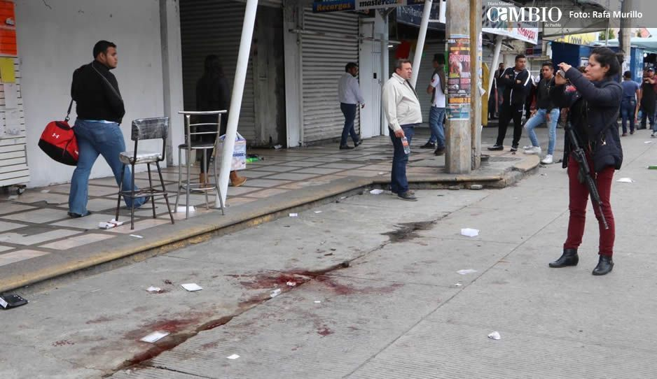 Balacera en la Capu tras persecución de una banda de asaltantes (FOTOS y VIDEO)