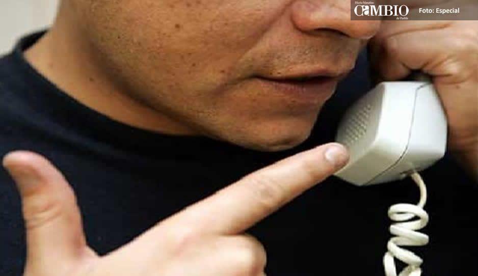 Rescata Policía Municipal a persona por intento de secuestro virtual