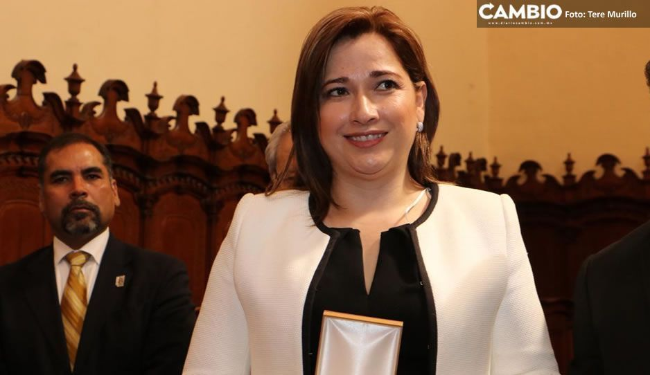 Esposa de Armenta asegura que lo apoyará en caso de que quiera ser gobernador interino