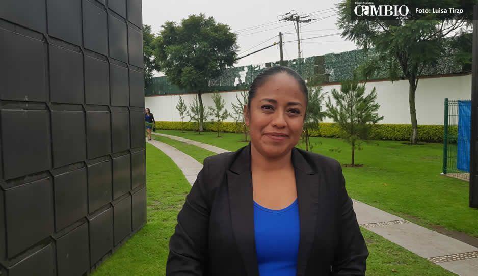 Alcaldesa electa de Cuautlancingo correrá a los aliados y empleados de Félix Casiano