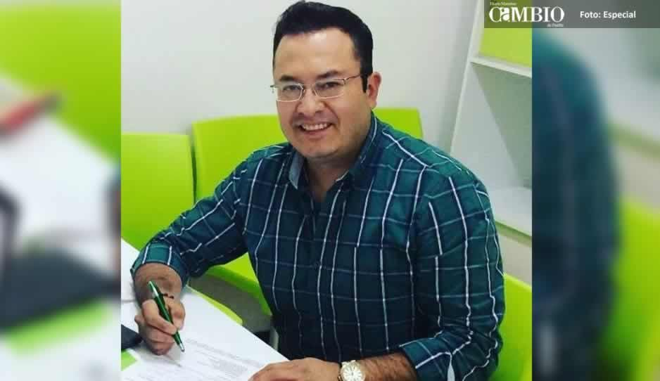 PVEM aún no tiene candidato en San Pedro Cholula: Juan Manuel Reyes