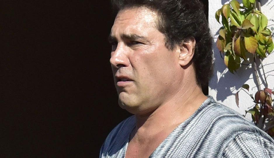 Eduardo Yáñez golpea a viejito en Zempoala, Hidalgo ¡Y casi lo linchan!