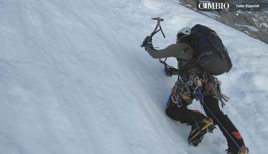 VIDEO: Hallan cuerpo de una alpinista desaparecida hace 31 años