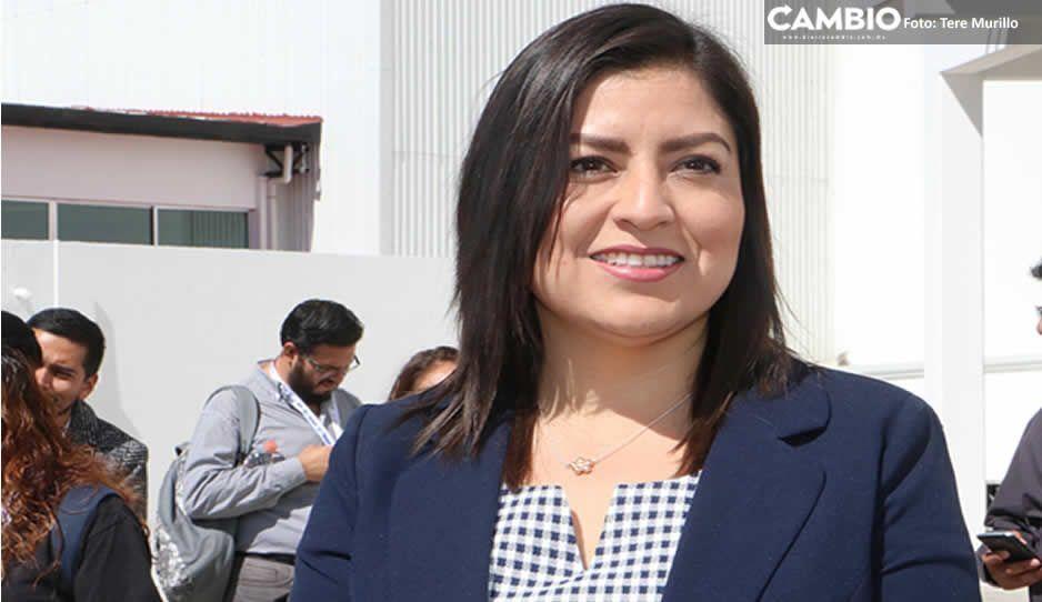Asegura Claudia Rivera el pago del predial y servicio de limpia será usado para seguridad e infraestructura