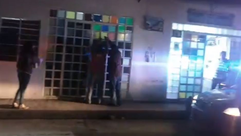 Clausuran narcotienda en Xicotepec