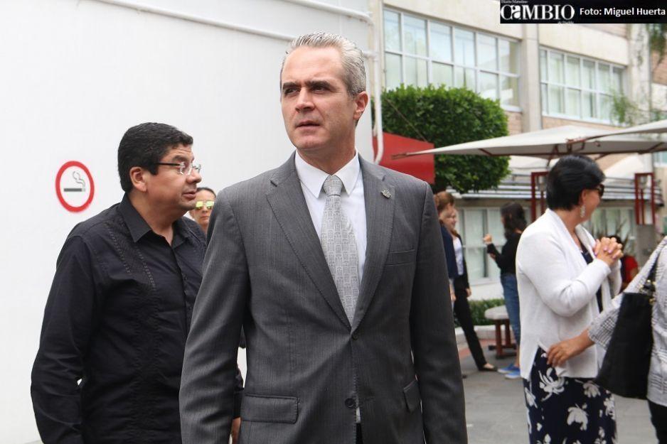 Acusa rector de la UPAEP que caso de Mara Castilla sigue impune