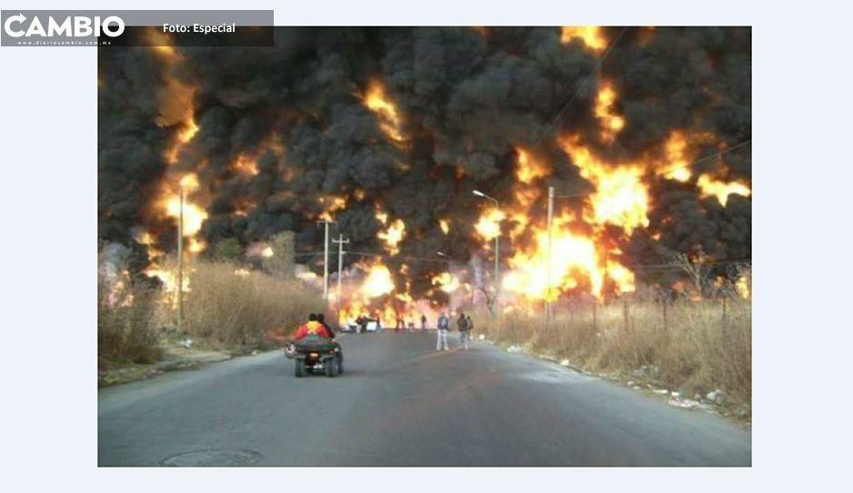 Siniestro del 2010 en Texmelucan no fue por huachicol, señala ex petrolero