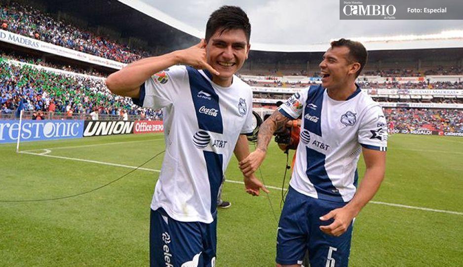 El canterano del Puebla Vladimir Loroña es campeón con el Tri Sub 21