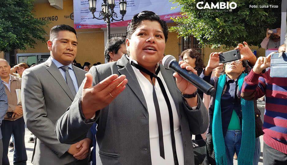 Karina Pérez confronta a 'Cholula Viva y Digna' por el Catrina Fest