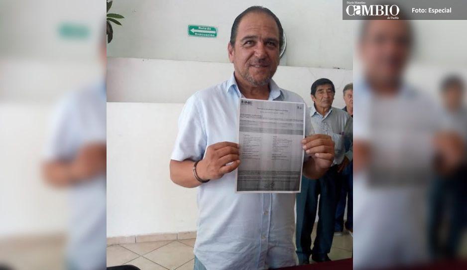 Juan Antonio obtiene el triunfo por efecto AMLO