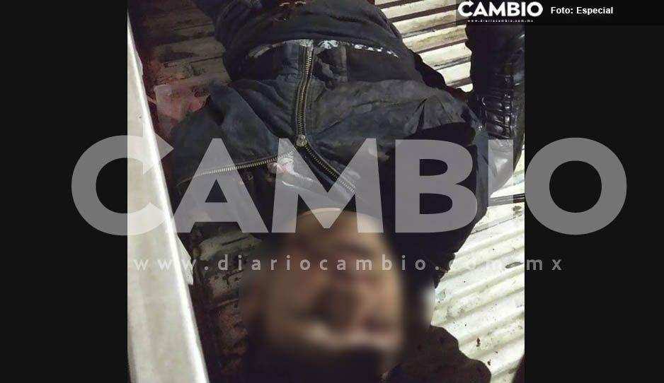 Vecinos de Huejotzingo amagan con linchar a sujeto que golpeó a una mujer