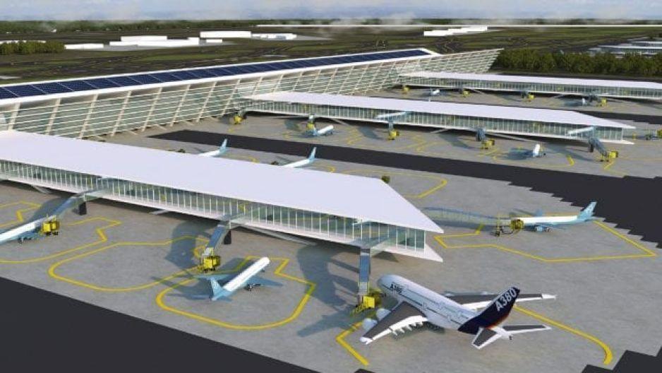 El plan de AMLO es que AICM sea de vuelos nacionales y Santa Lucia será para vuelos internacionales