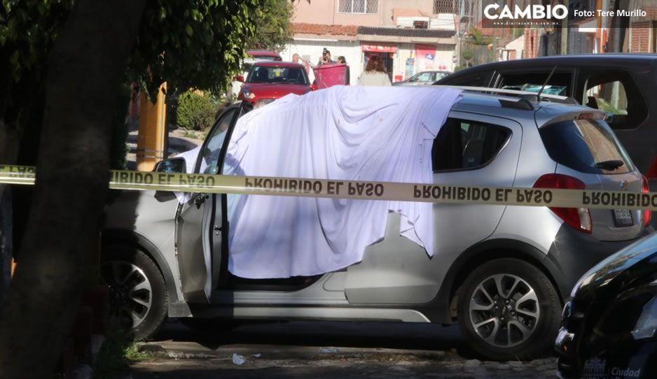 Ejecutan a médico dentro de su automóvil en la colonia México 68 (FOTOS y VIDEO)