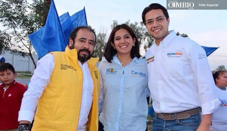 Carolina Aguilar abarrota la explanada de Tochtepec en arranque de campaña