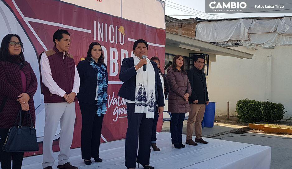 Trabajaré de manera institucional con Martha Erika, pero denunciaré lo que no convenga a San Andrés: Karina Pérez