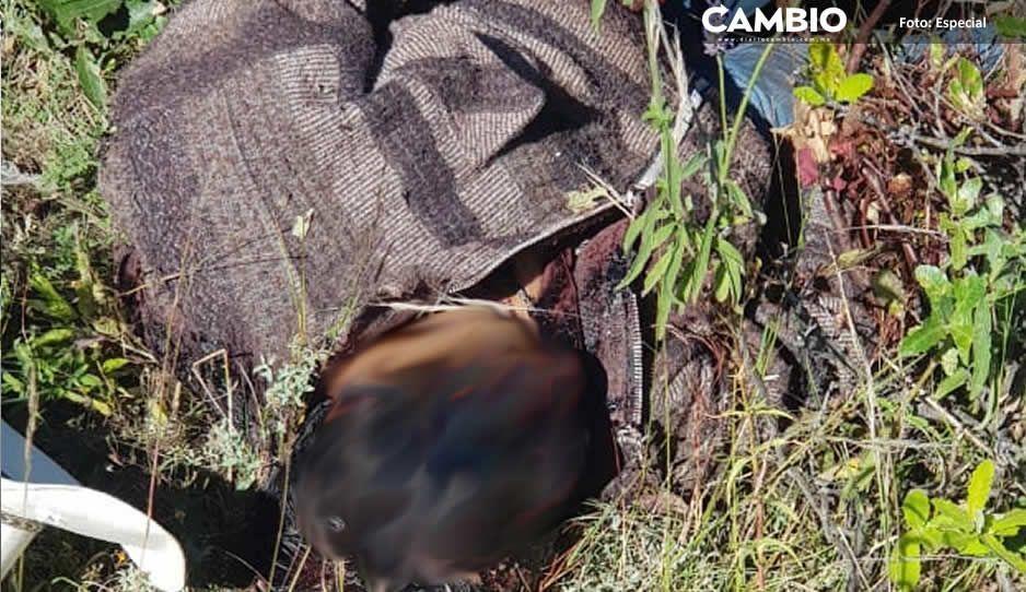 Talamontes asesinaron a director de Policía de Tochimilco