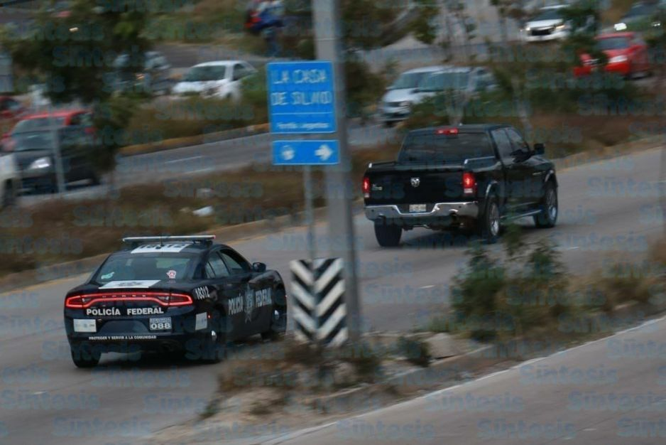 Balacera en Atlixcáyotl: Hieren a comisario Teófilo de la Policía Federal tras persecución