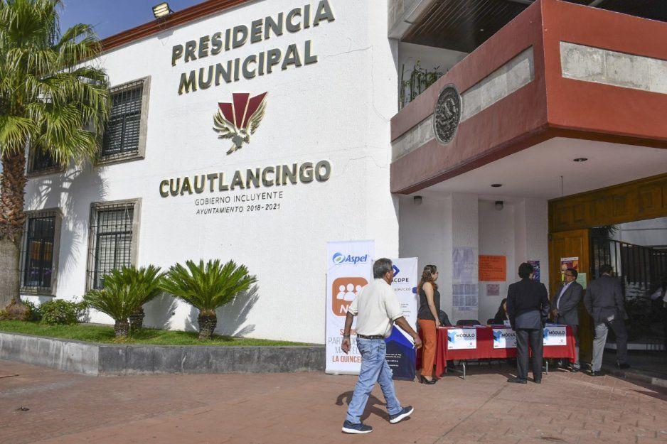 Ayuntamiento de Cuautlancingo brinda consultorías empresariales gratuitas a PYMES del municipio