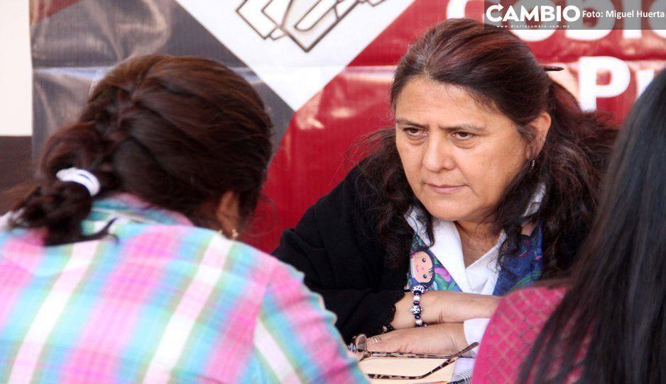 Charito y SEDIF presentes en Jornada Ciudadana, atienden a 61 personas