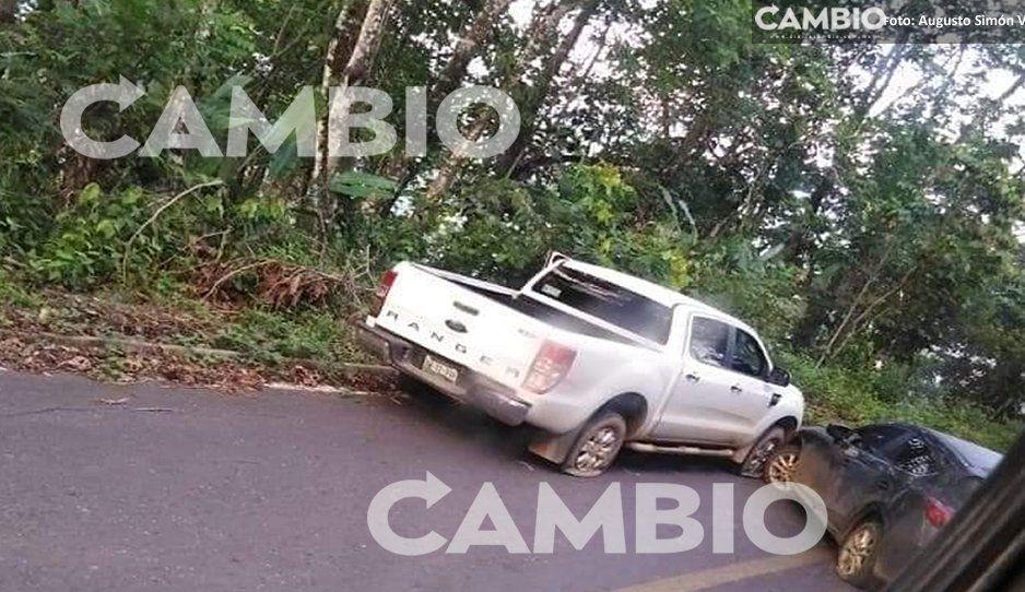 Asesinan a ocho huachicoleros en Tlacotepec de Porfirio Díaz