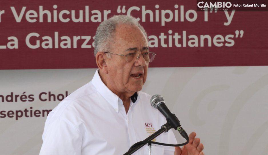 Jiménez Espriú no ve rastros de atentado en el helicopterazo: hasta noviembre dará dictamen final