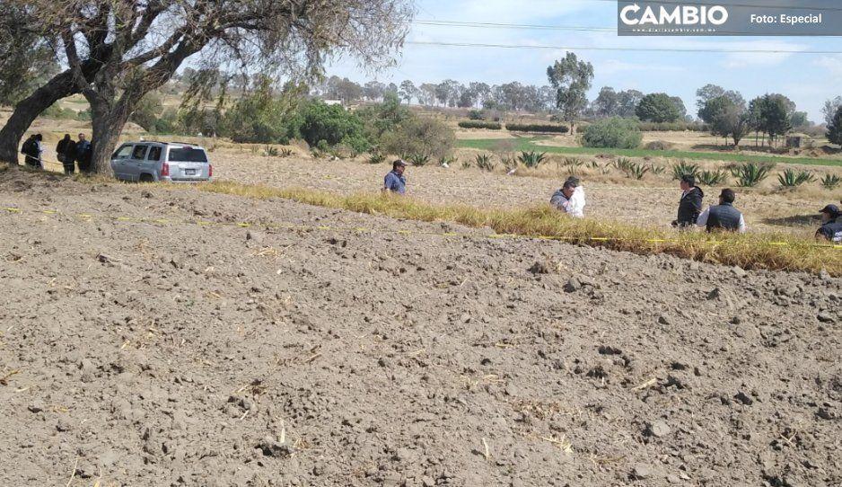 Feminicidios 13 y 14: Encuentran a dos mujeres dentro de auto en Texmelucan