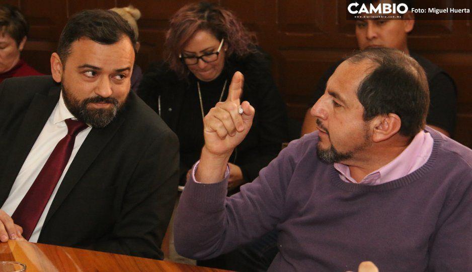 René ignora al Cabildo y no cumple con  informe de ambulantes en época navideña