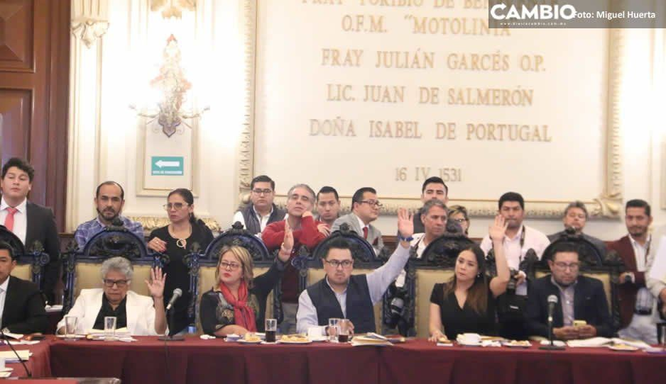 Se desintegra el G7 tras salida de Covian, ahora son G6; Othón Chávez se irá con los claudistas