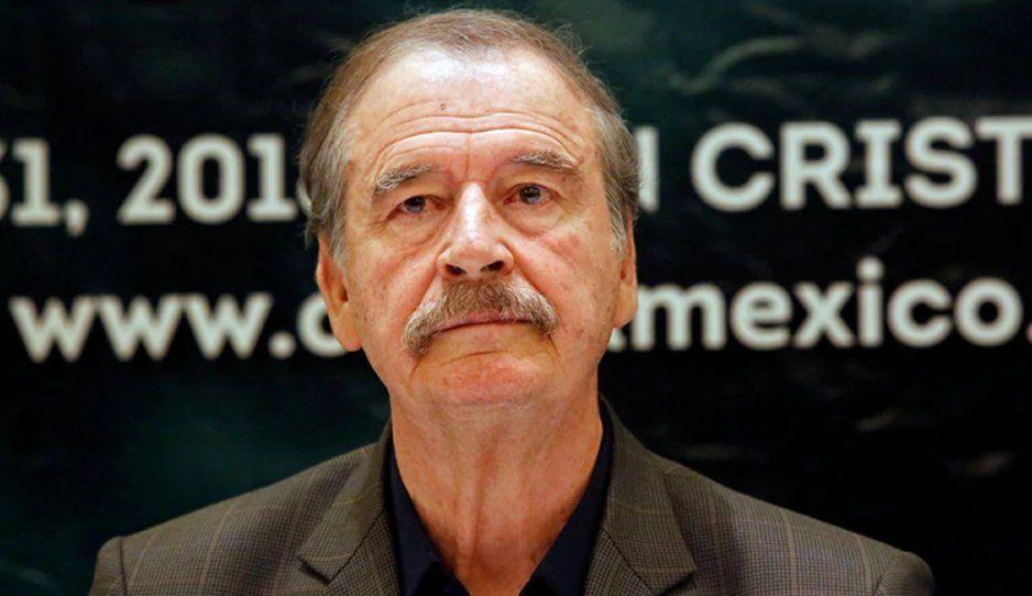 Vicente Fox se mantiene callado tras revelarse que es investigado