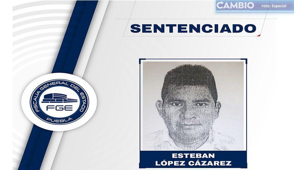 Sentencian a 8 años de cárcel a violador de Xicotepec