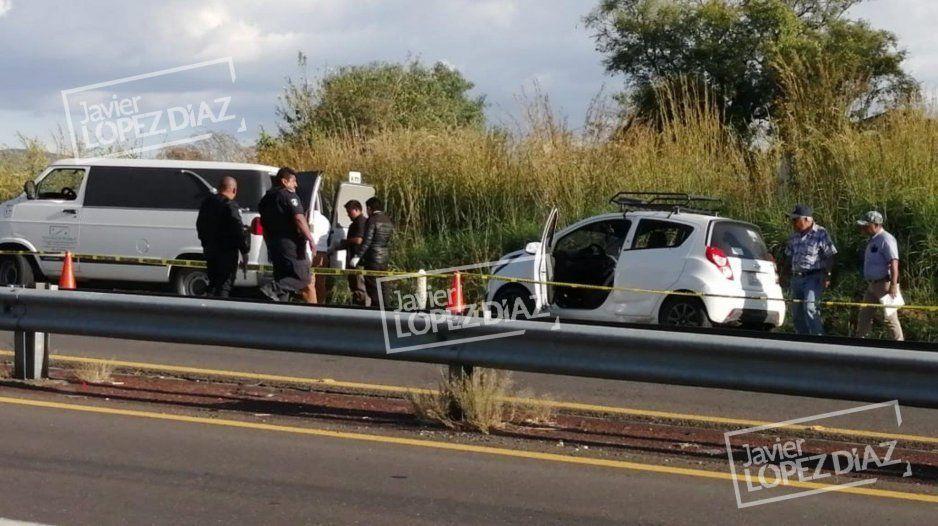 Hombre asesinado en la Vía Atlixcáyotl se llamaba Marcial y era de Guerrero