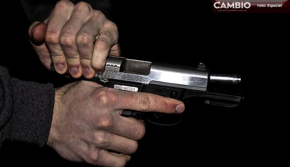 Comando armado ejecuta a asaltante en Cañada Morelos