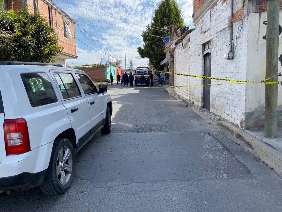Localizan cadáver en estado de putrefacción al interior de un domicilio de Huejotzingo