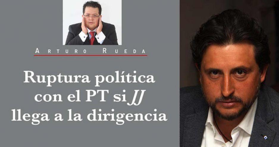 Ruptura política con el PT si JJ llega a la dirigencia