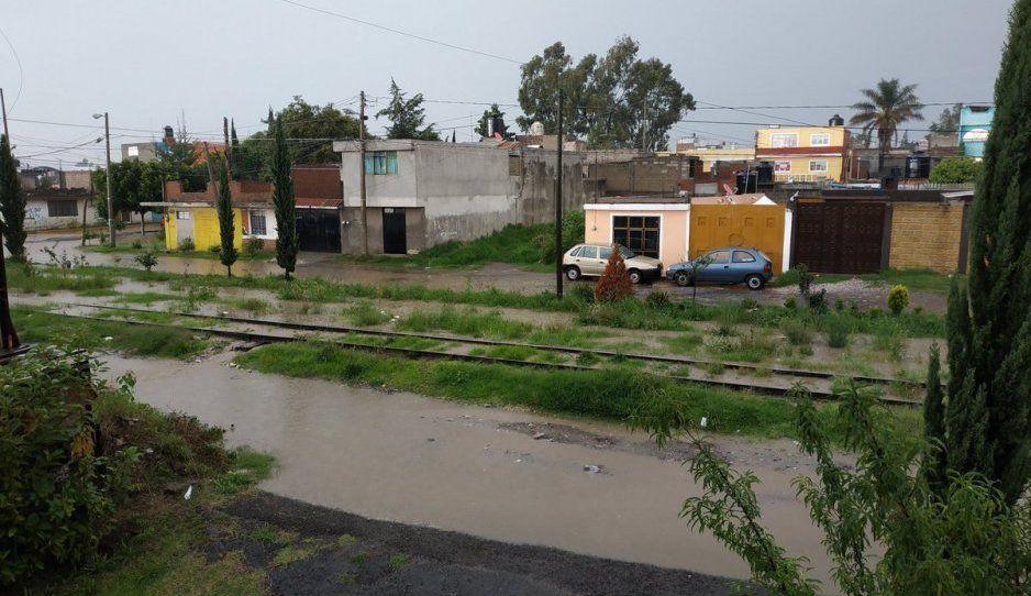 Lluvia atemoriza colonia Naciones Unidas ante tragedia en Santo Tomás Chautla