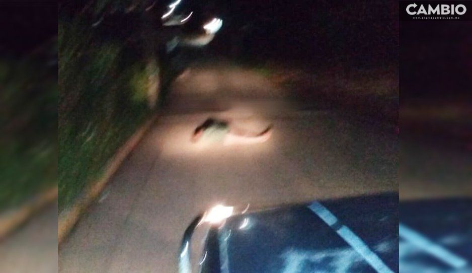 Encuentran cadáver en Chignautla