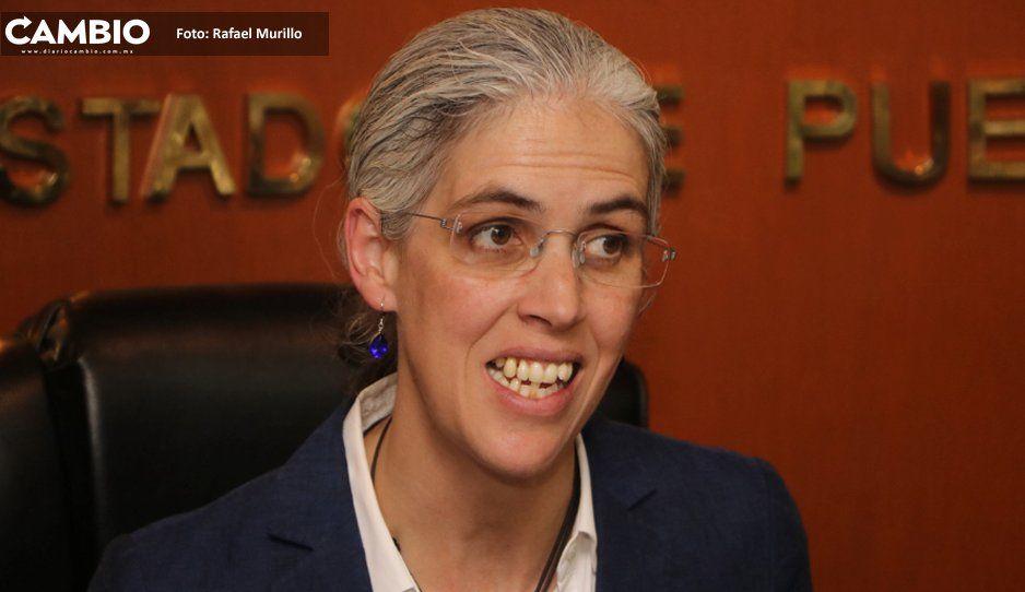 En campaña se permiten descalificaciones, pero no calumnias: Pamela San Martín