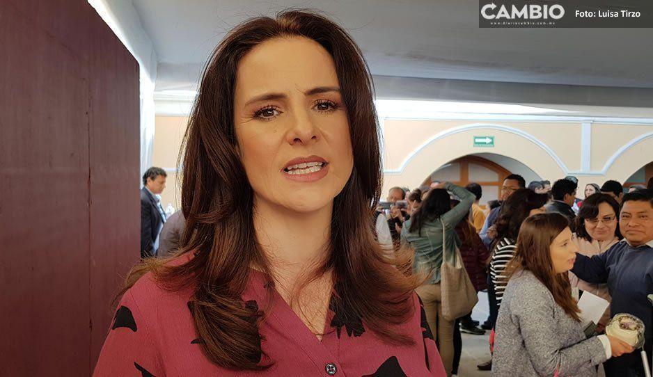 Nancy dice que merece estar en la encuesta para elegir al candidato a gobernador: he trabajado muchos años