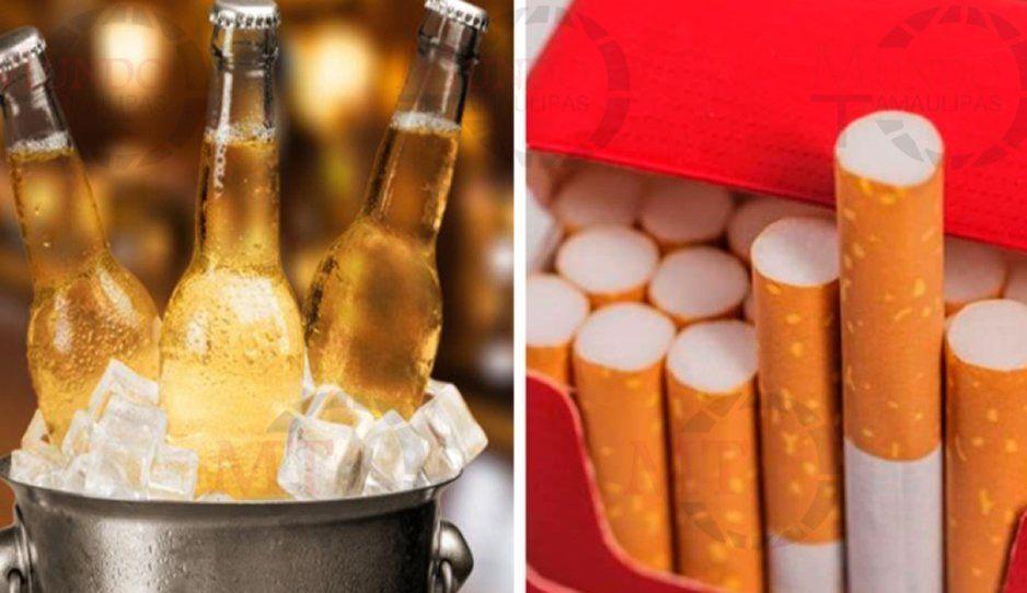 No habrá nuevos impuestos a los cigarros, refrescos y cervezas