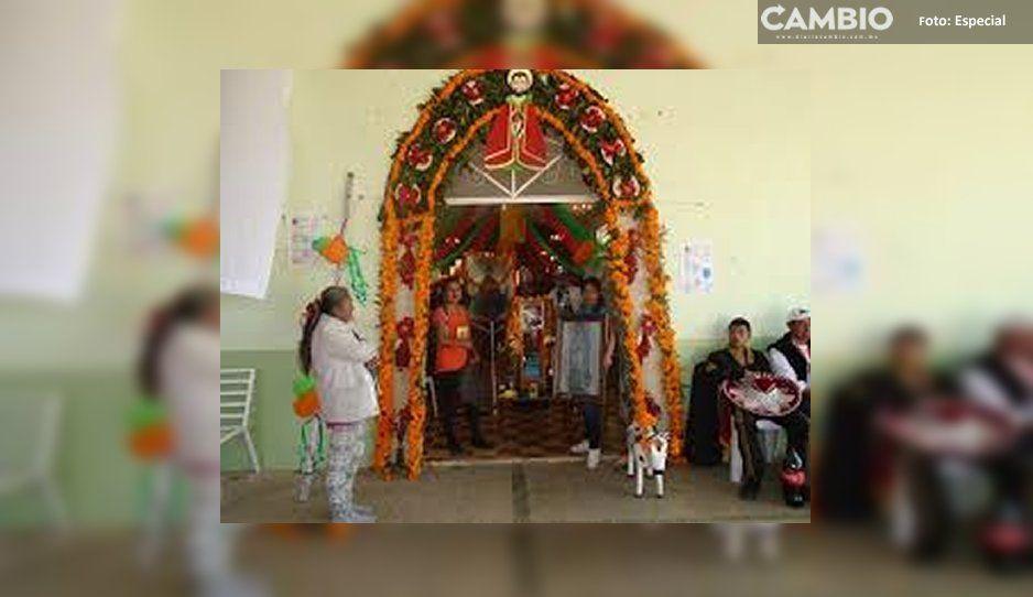 Piden intervención del edil de Huauchinango para evitar que familia se adjudique predio de panteón e iglesia