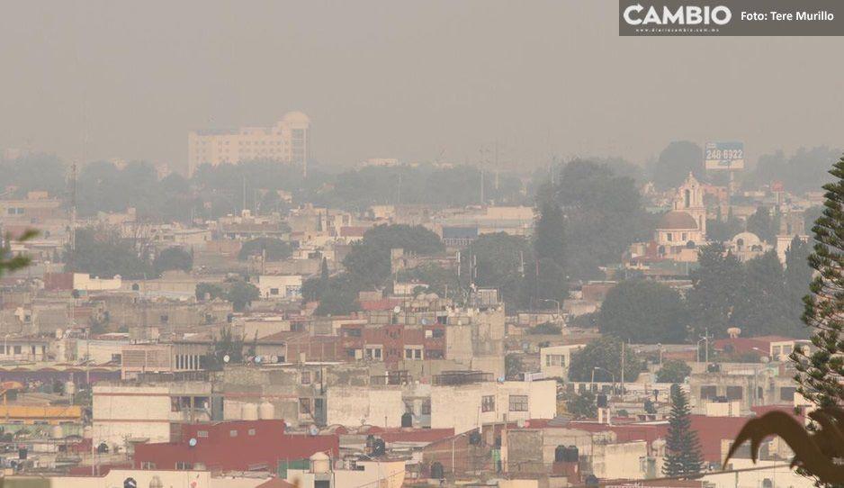 Estaciones de monitoreo de la calidad del aire en la zona metropolitana son insuficientes: UPAEP