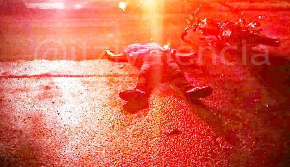 Ejecutan a joven que tripulaba motocicleta en Tecamachalco