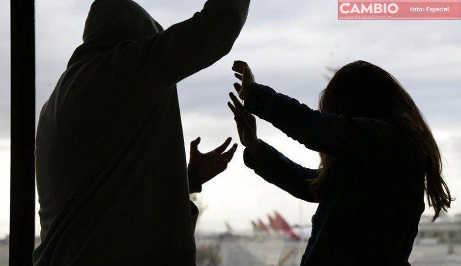 Tipejo agrede a su pareja porque su hija enferma de tos no lo dejó dormir en Texmelucan