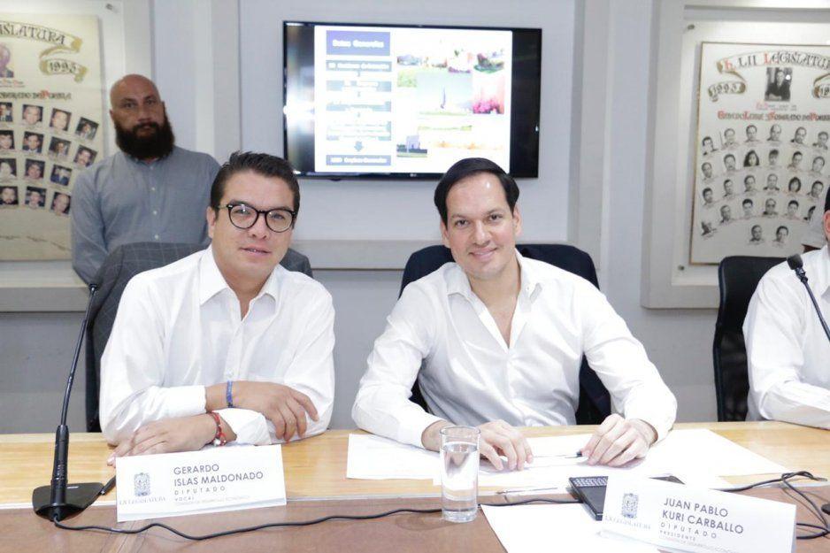 Busca Kuri detonar mil empleos y 26 empresas en Tehuacán